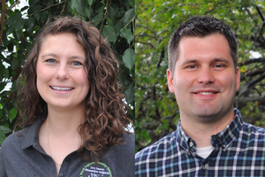 Postdoctoral researchers in MSU Department of Plant, Soil and Microbial Sciences awarded USDA NIFA fellowships