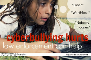 Tips for law enforcement: Preparing for and responding to cyberbullying