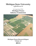 2014 Michigan Potato Research Report