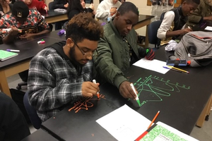 MSU uses NSF grant to increase awareness of STEM careers among Lansing high school students