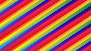 Repeating colors in a pattern