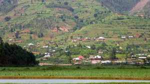 Machakos County, Kenya in land study area.