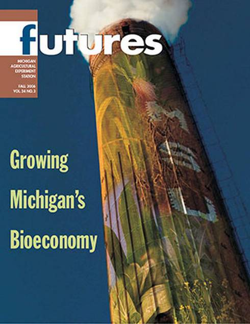 Growing Michigan's Bioeconomy Cover