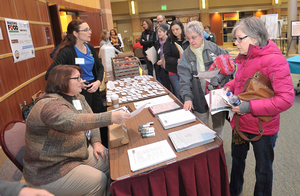 Macomb food conference promotes local food consumption and awareness