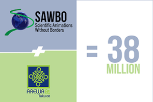 SAWBO celebrates viewer milestone of 38 million in West Africa with broadcast partner