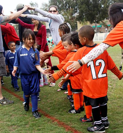 Participating in sports allows youth to develop many life skills.