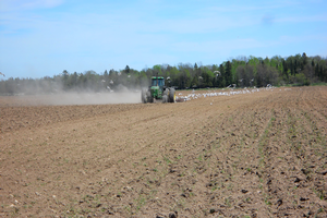 Why farm in Michigan's Upper Peninsula?