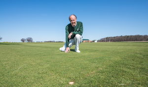 Dr. Joe Vargas selected for Michigan Golf Hall of Fame.
