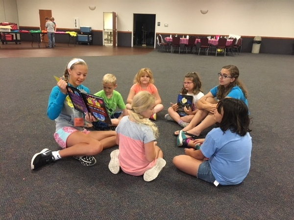 Branch County Friends Camp provides teen counselors with