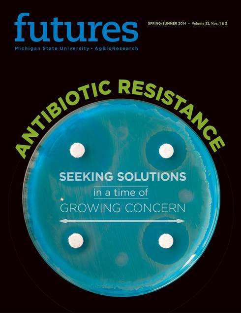 Antibiotic Resistance: Seeking Solutions in a Time of Growing Concern Cover