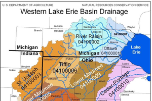 Agriculture's role in protecting Lake Erie