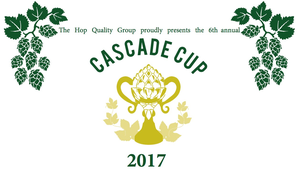 Hop producers encouraged to compete for the 2017 Cascade Cup