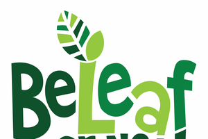 Beleaf it or not logo