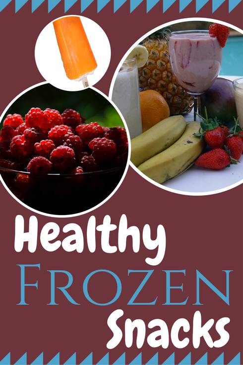 Add some fresh fruits or low-fat yogurts to your summer snack plan, instead of sugary popsicles.