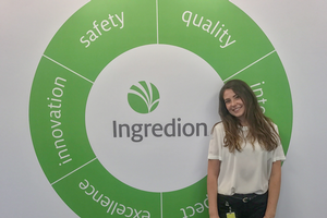 Fiona Muegge at Ingredion