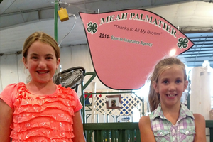 4-H youth show their passion this summer