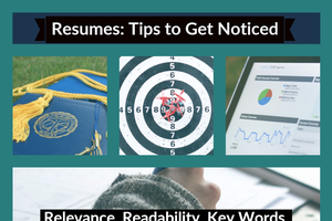 Resumes: Five key tips to make yours stand out