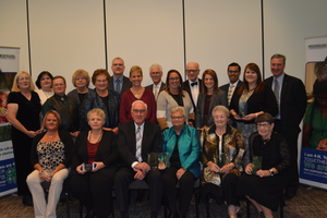 2018 Emerald Award recipients