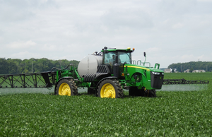 Foliar fertilizer applications to soybeans are rarely profitable