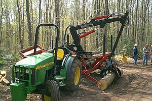 Online program addresses woodlot management on Michigan farms