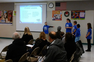 Frankfort Elementary School fuels student leaders
