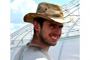 Brian is the co-owner/operator of Bear Creek Organic Farm in Petoskey, MI.