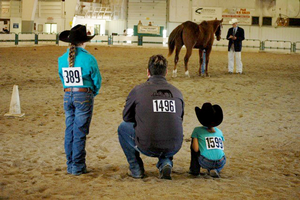 Four ways parents can model good sportsmanship at shows