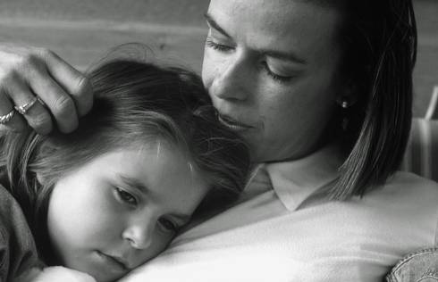 Children cope with grief differently than adults.