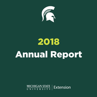 2018 Montcalm County Annual Report cover
