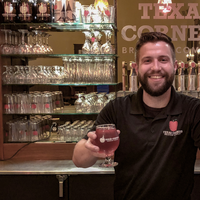 MSUAFRE alumnus Andrew Schultz is the General Manager at Texas Corners Brewing Company