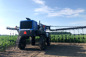 Farmers in southeast Michigan talk about nitrogen sensing technology