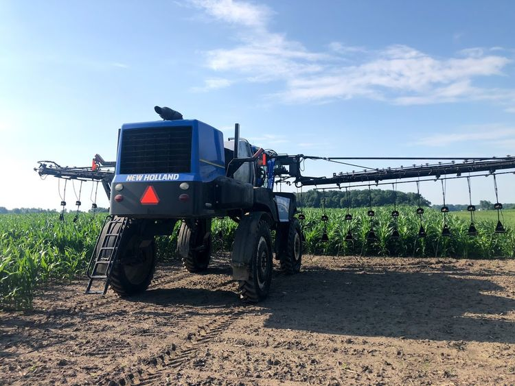 Crop sensing technology