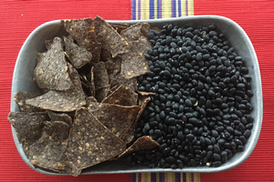 Black beans and the science behind them