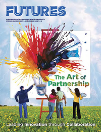 The Art of Partnership: Leading Innovation through Collaboration Cover