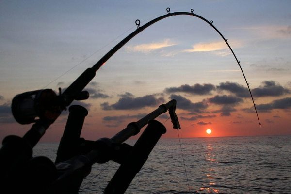 Diversity of fish and fishing experiences along Lake Huron's sunrise side offers a wealth of opportunities for visitors and communities of northeast Michigan. Photo credit: Brandon Schroeder