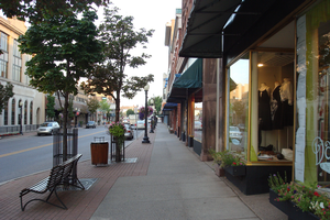 For small communities, what is the difference between standard and strategic placemaking?