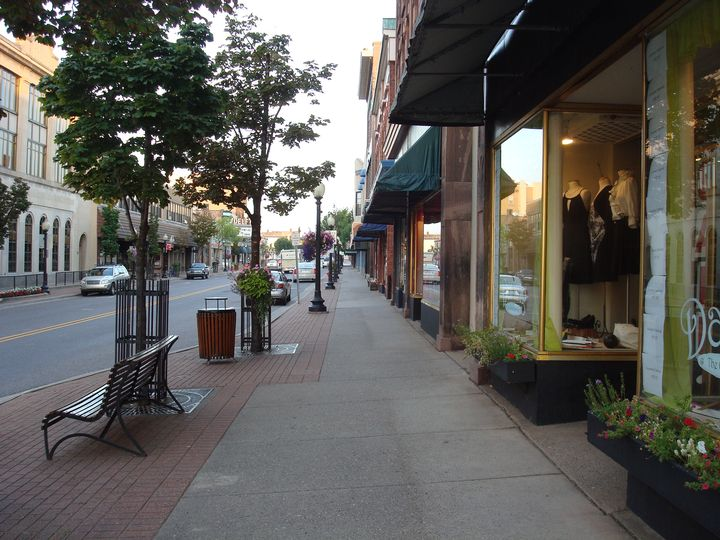 For small communities, what is the difference between standard and strategic placemaking? Photo credit: Brad Neumann l MSU Extension