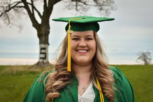 Lauren Heberling studied agribusiness management and food industry management and graduated from the College of Agriculture and Natural Resources at Michigan State University.