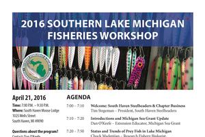 South Haven to host fisheries workshop