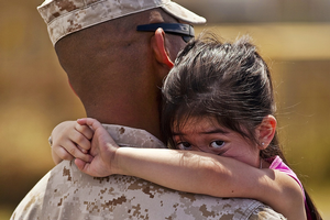 Reconecting after deployment: Children ages 0-5