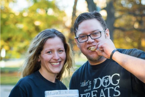 Riker's Dog Treats: a Michigan success story