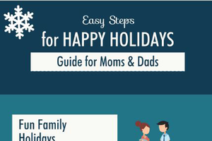 Five tips for happy holidays with young children