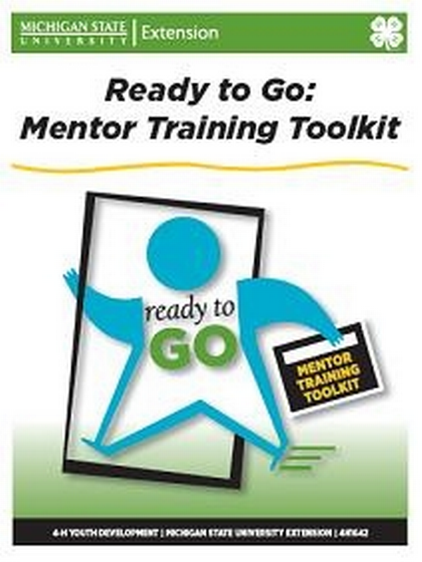 Photo of cover of Mentor Training Toolkit.