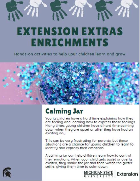 Thumbnail of Extension Extras Enrichments: Calming Jar document.