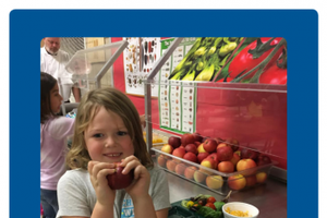 10 Cents a Meal for School Kids & Farms 2016-2017 Legislative Report Cover