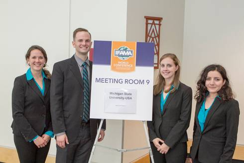 MSU IFAMA Case Competition Team