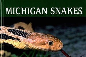 Michigan Snakes - A Field Guide and Pocket Reference (E2000)