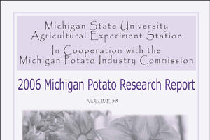 2006 Research Report Cover