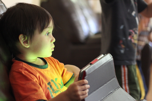 Screen time recommendations for young children