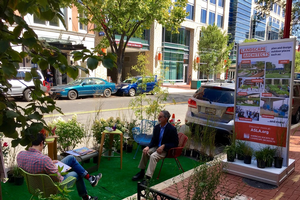 PARK(ing) day: A Placemaking Tool